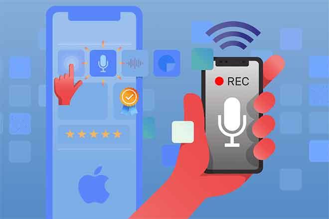 7 лучших приложений для записи разговоров на iPhone