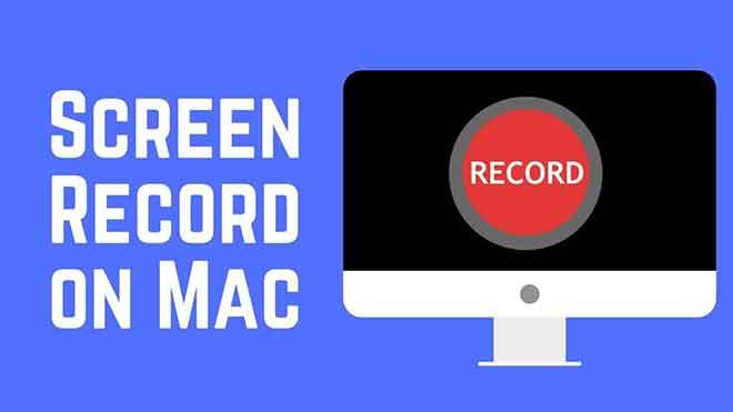 Как записать экран на Mac