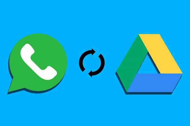Come ripristinare WhatsApp da Google Drive