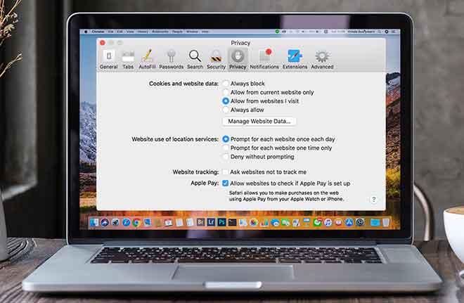 Как очистить кеш на Mac