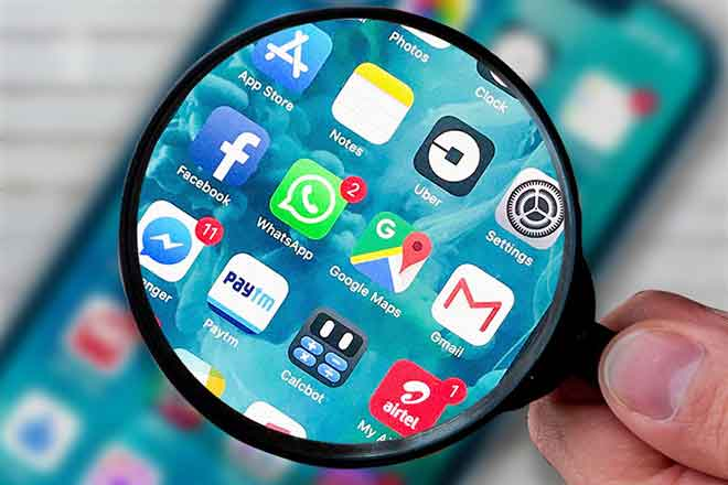 Как найти скрытые приложения на iPhone