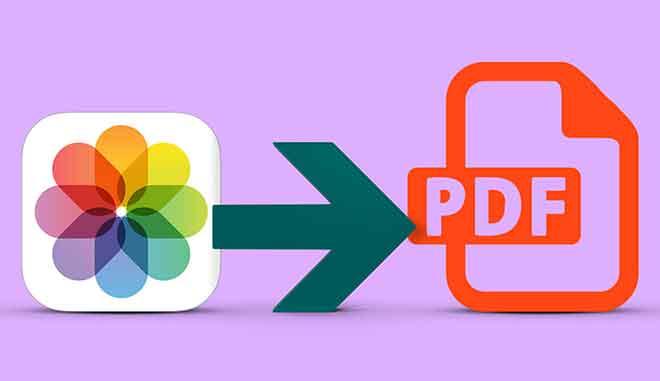 4 лучших способа конвертировать любую фотографию в PDF на iPhone и iPad