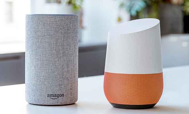 Per la tua casa smart meglio Google Home o Amazon Echo?