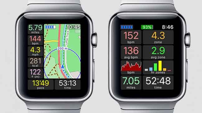 7 лучших приложений для похудения для Apple Watch