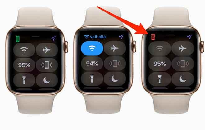Apple Watch не подключаются