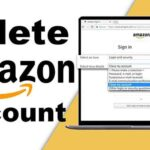Come eliminare un account Amazon