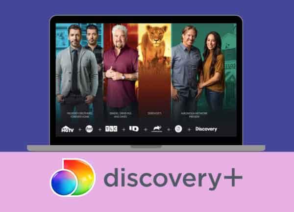 Come guardare Discovery Plus su Mac e Windows