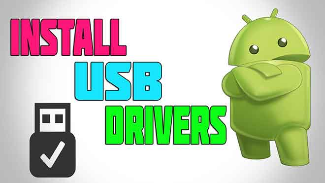 Как установить драйвер USB для Android