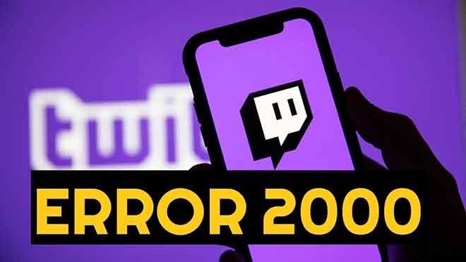 Как исправить ошибку Twitch 2000 в Google Chrome