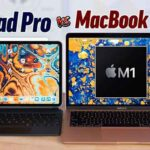 M1 MacBook vs iPad Pro