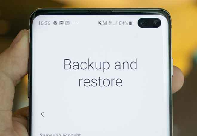резервное копирование SMS на Android