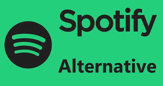 migliori alternative a Spotify