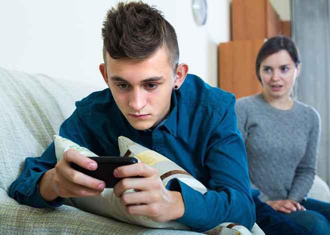 monitorare legalmente tuo figlio usando il telefono Android