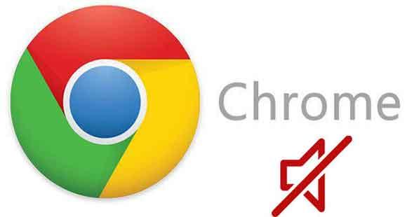 Звук Chrome не работает