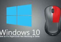 Fare clic con il pulsante destro del mouse su Windows 10