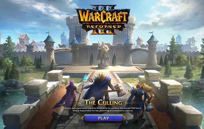 crash di Warcraft 3 Reforged su PC
