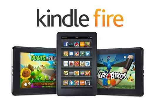 tablet Amazon Fire non si accende