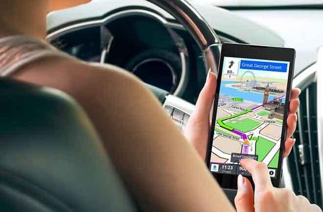 Бесплатное офлайн-приложение GPS для Android