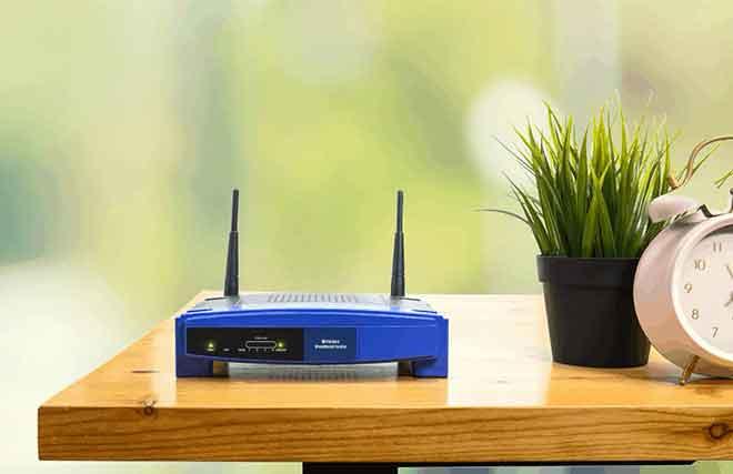 изменить канал WiFi