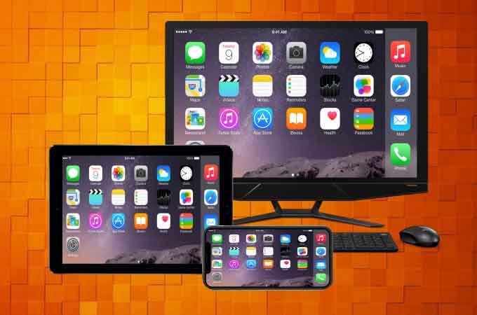 Come condividere schermo iPhone con Chromecast