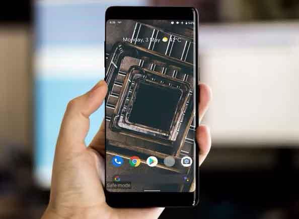 Telefono Android bloccato in modalità provvisoria