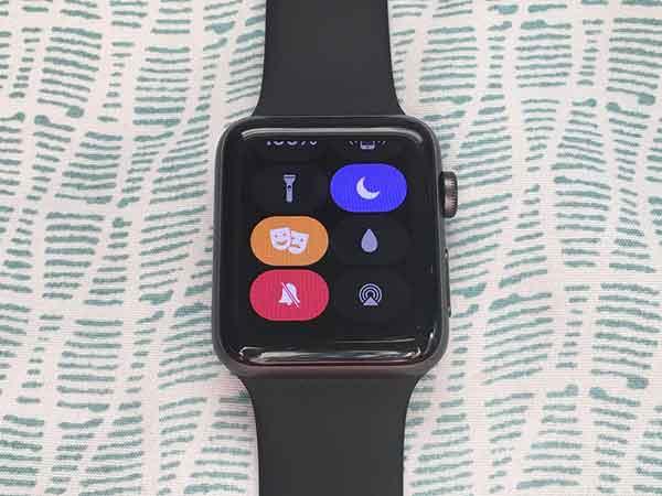 Apple Watch non riceve notifiche