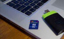 Как отформатировать SD-карту