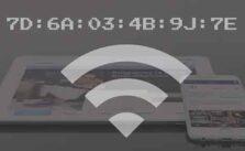 Как узнать MAC-адрес на iPhone или iPad