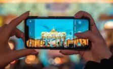 Настройки камеры iPhone и параметры видео отсутствуют