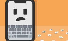 Клавиатура Android не отображается