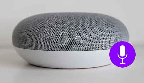 cambiare la parola di attivazione di Google Home