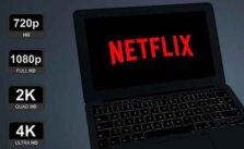 cambiare la qualità video di Netflix