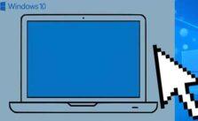 указатель мыши мигает в Windows 10