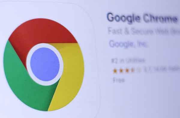 Сменить поисковую систему в Google Chrome