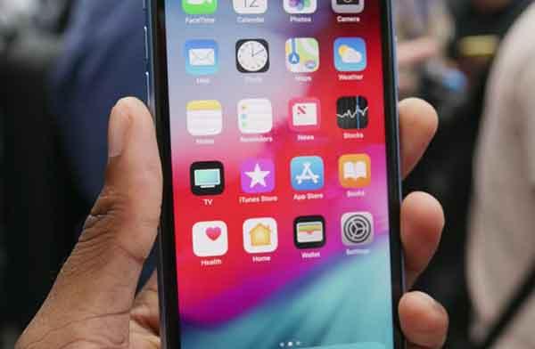 очистить историю поиска на iPhone