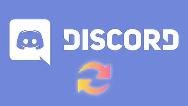 Discord не обновляется
