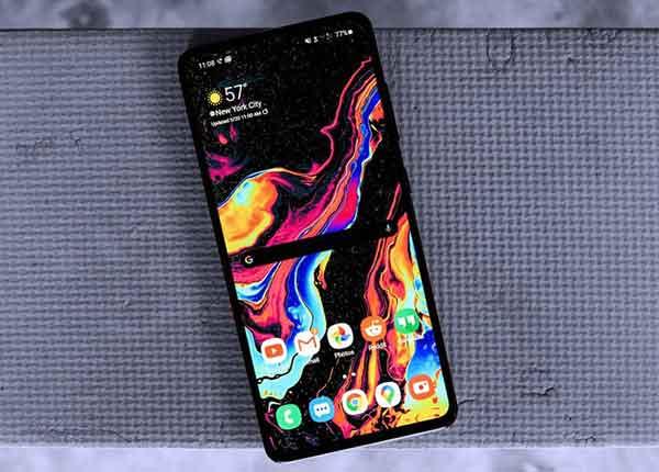 Запишите экран любого телефона Samsung