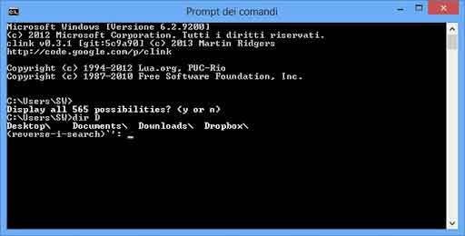 откройте командную строку в Windows 10