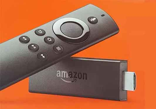настроить Amazon Fire TV Stick