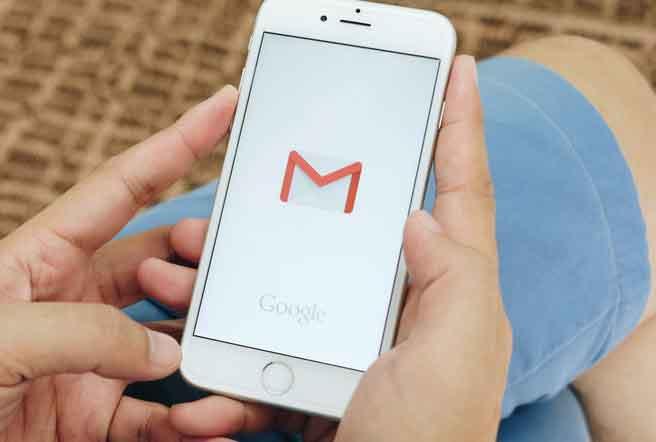 смени свой пароль Gmail