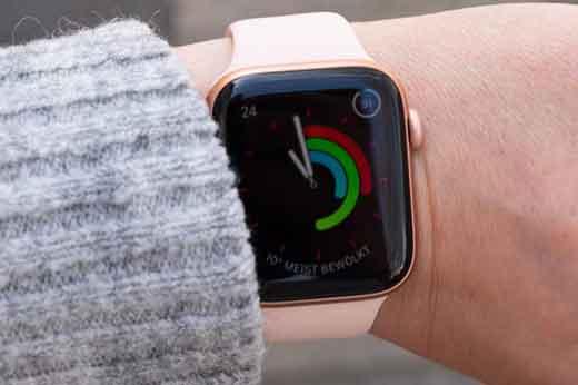 очистить Apple Watch