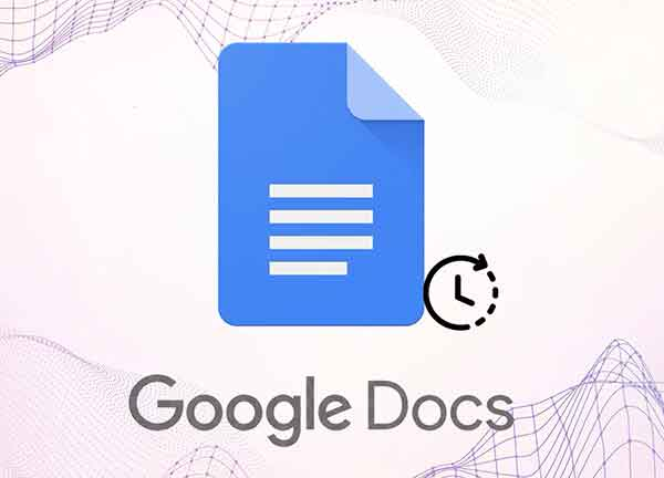 восстановить удаленные документы Google