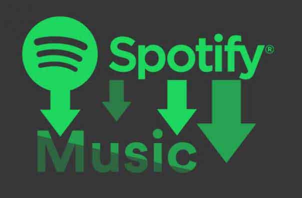скачать музыку из Spotify