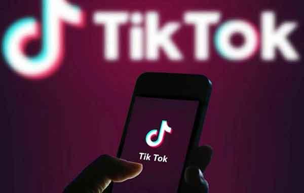 сменить логин на TikTok