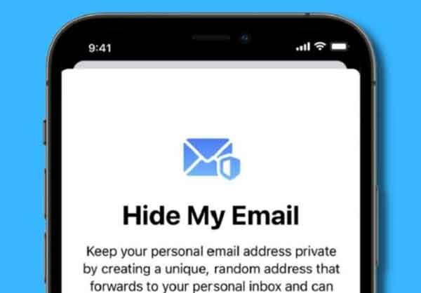 Как использовать новую функцию Скрыть мою электронную почту на iPhone