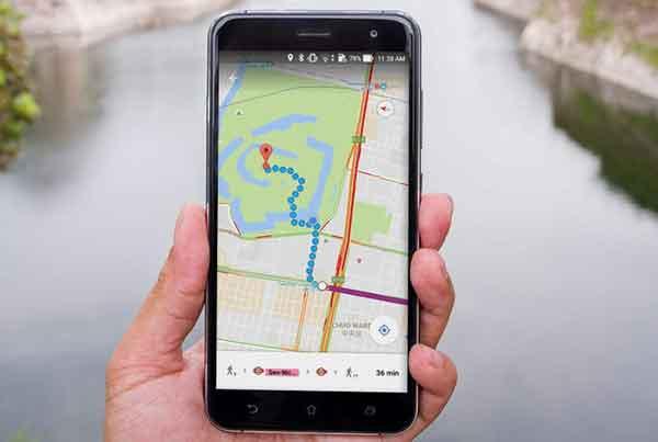 Как использовать широту и долготу в Google Maps