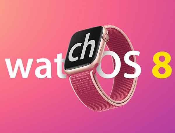 обновить Apple Watch до WatchOS 8