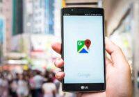 aggiornare Google Maps