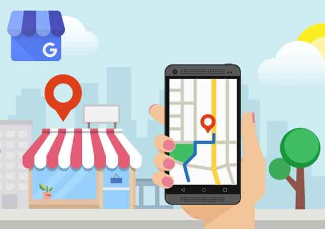 добавь свой бизнес в Google