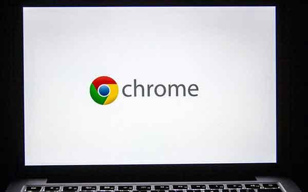 активировать темный режим Google Chrome